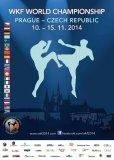 2014 World Championships, Prague, Czech Republic