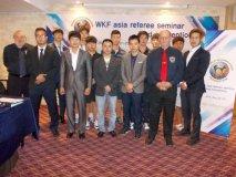 2015.08.23 WKF ASIA convention, Seoul